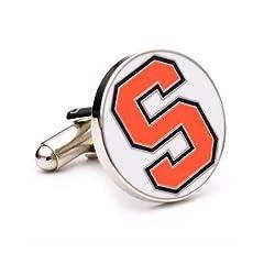 Buy NCAA Syracuse Orangemen Cufflinks by Cufflinks
