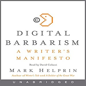 Digital Barbarism Audiobook