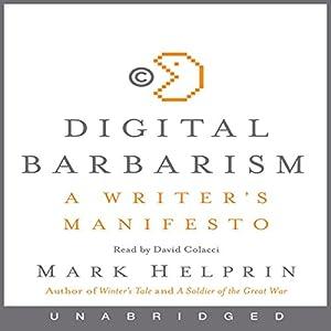 Digital Barbarism Audiobook