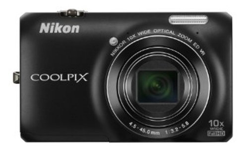 Nikon-Coolpix-S6400-160MP-Point-and-Shoot-Digital-Camera-Black-with-4GB-Card-Camera-Pouch-HDMI-Cable