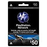 $50 PSN Prepaid Game Card