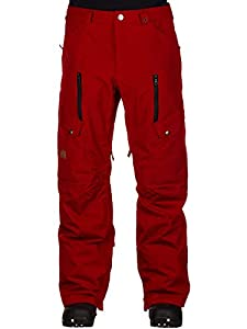 Analog Mens Anthem Pant - Red Rock Large
