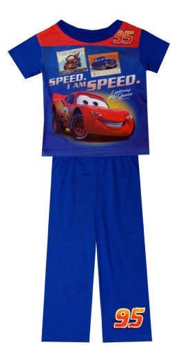 Buy Cars Blue S/S Pajamas for boys