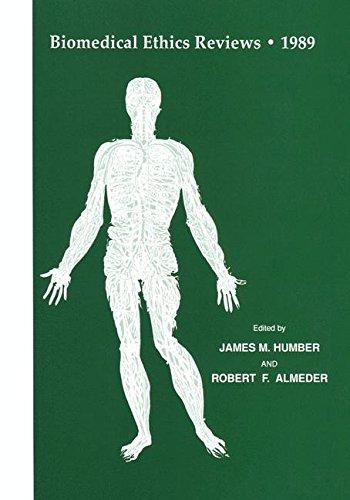 Biomedical Ethics Reviews . 1989