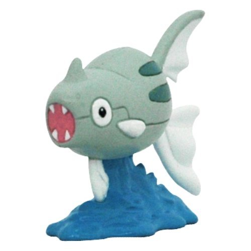 "Remoraid [223] - Pokemon Monster Collection ~2"" Figure (Japanese Imported) - Nintendo [526117] - 1"