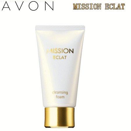 AVON エイボン ミッション エクラフォーム 100g 美容 スキンケア 洗顔 フェイシャル