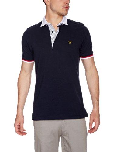 Le Breve Hunter Polo Men's T-Shirt Navy Medium