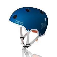 POC Receptor Flow Macaskil Ed. Helmet, Blue, X-Large-XX-Large/59-62