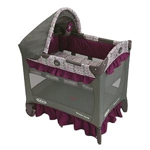 Graco Travel Lite Crib Nyssa Baby