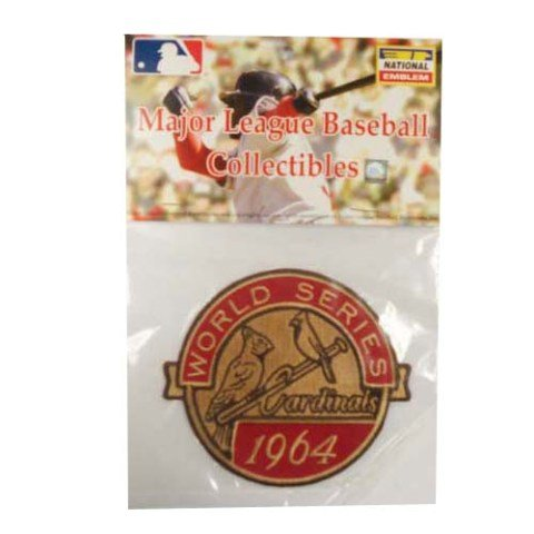MLB St. Louis Cardinals 1964 World Series Patch at Amazon.com