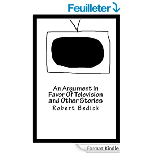 a personal argument in favor of television The arguments for and against reincarnation by:  argument 8: reincarnation engenders personal responsibility  television radio.