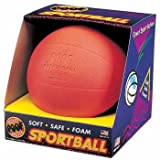 Poof Foam Junior Basketball Case Pack 72