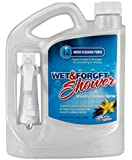 Wet and Forget 801064 .5 Gallon Weekly No Scrub Shower Spray, Vanilla