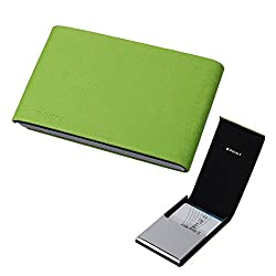 EDC04A04 Green Business Card Holder Card Case Best Business Name Id Credit Card Case By Epoint