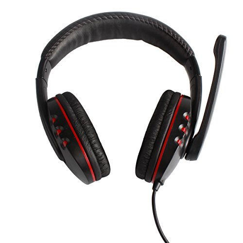 Innogear Usb Stereo Gaming Headset Headphone Earphone With Microphone For Ps3 Playstation 3 Laptop