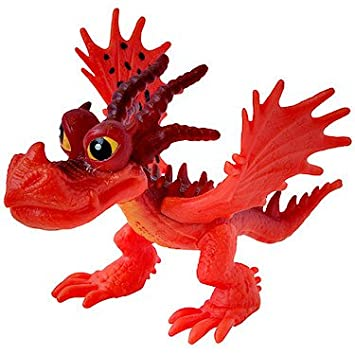 Dragons – Crochefer, Cauchemar Monstrueux – Mini Figurine 6 cm (Import Royaume-Uni)