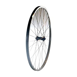 Alex Toys X101 36H 7/8-Speed QR Alloy Rear Freewheel, 700C, Silver/Silver