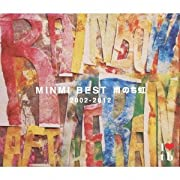 MINMI BEST 雨のち虹 2002-2012(初回限定盤)(DVD付)