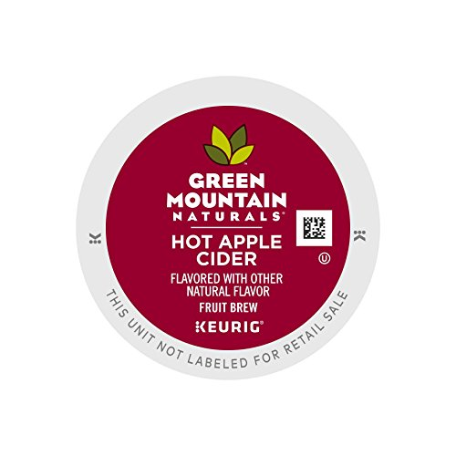 Green Mountain Naturals Hot Apple Cider, Keurig K-Cups, 72 Count (Keurig Fruit Drinks compare prices)