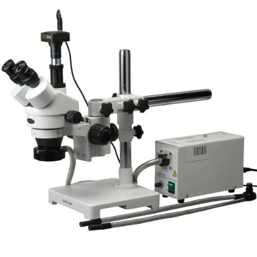 Fiber Optic Microscope