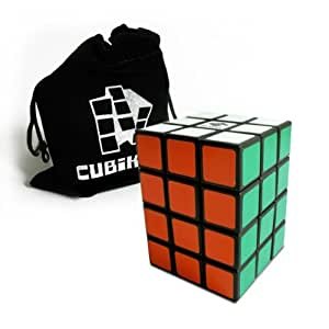 Cubikon 3x3x4 Cube - Speedcube - y compris Cubikon sac