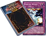 Yu Gi Oh : DB2-EN021 Unlimited Edition Destiny Board Common Card - ( Dark Beginning 2 YuGiOh Single Card )