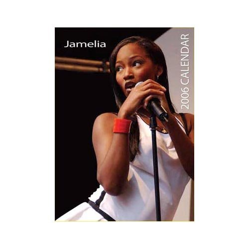 Jamelia - Kalender Kalender 2006 - Jamelia