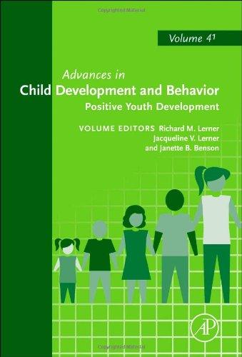 Positive Youth Development, Volume 41 (Advances in Child Development and Behavior) (Positive Youth Development Vol 41 compare prices)