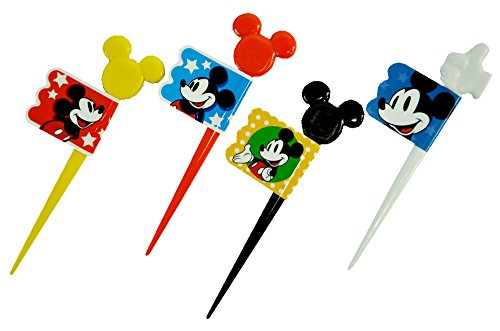 ランチピックス 12本入り ミッキーマウス ディズニー
