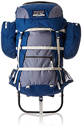 Jansport Carson Outdoor Backpack (Blue Ridge)