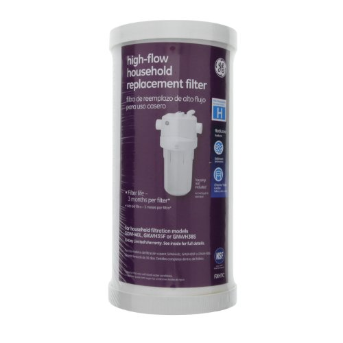 New GE FXHTC SmartWater Whole House Filter Replacement Cartridge