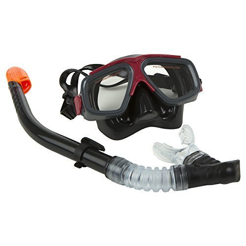 Intex - Surf Rider Adult Swimming / Diving Mask &