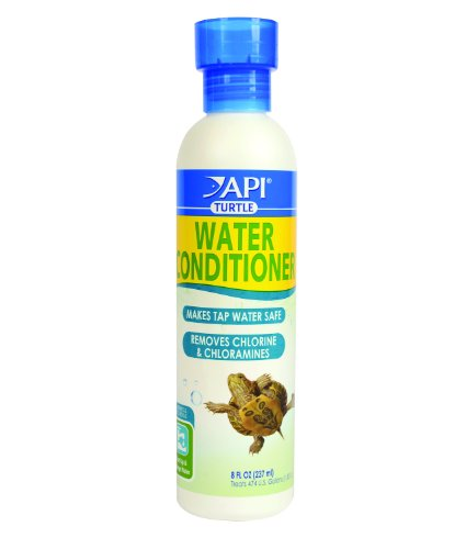 Api Turtle Water Conditioner 8 Ounce