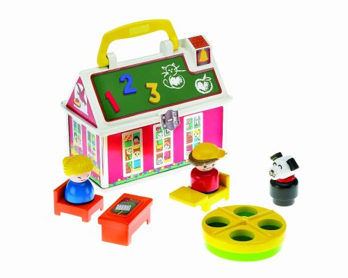 Fisher-Price Little People Play 'n Go School