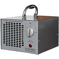 Enerzen 3500mg Ozone Generator Industrial O3 Air Purifier - Silver
