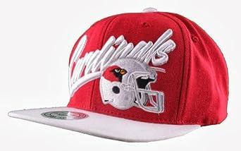 Mitchell & Ness NFL Arizona Cardinals Snapback Hat by Mitchell & Ness