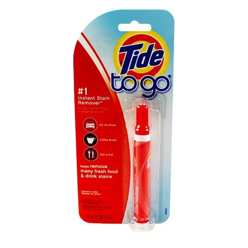 Tide To Go Detergent (Pack of 6)
