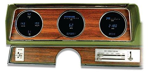 Honda Genuine Speedometer//Tachometer//Fuel and Temperature Meter Assembly 78120-SDA-A12