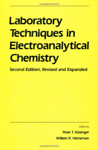 Laboratory techniques in electroanalytical chemistry