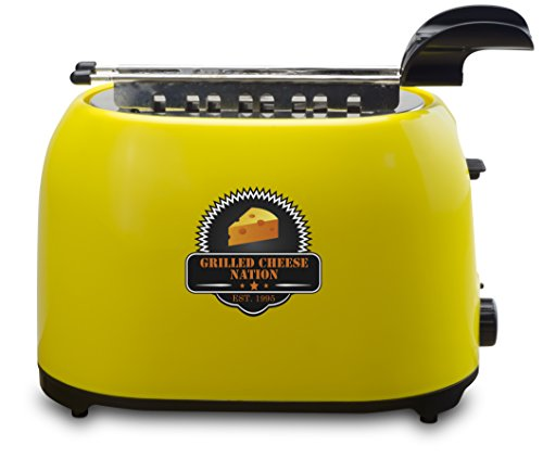 Smart Planet GCN-1ST Grilled Cheese Toaster with Grill Cage, Multicolor (Grill Cage compare prices)