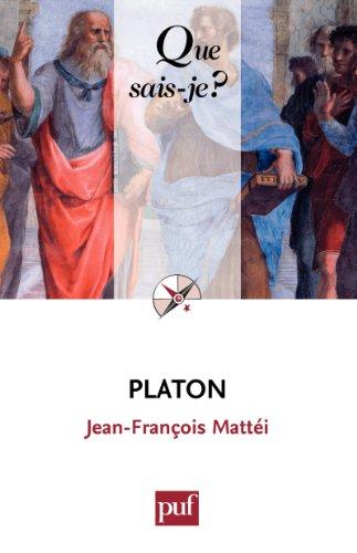 Platon: « Que sais-je ? » n° 880