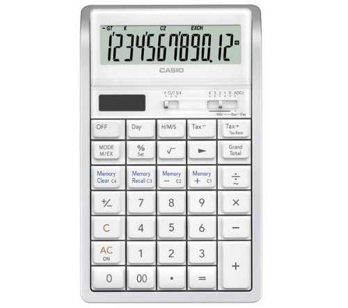 COMPUTING, Peripherals, RT-7000 Desktop Calculator - white (Calculators)