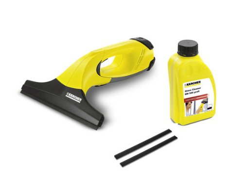Karcher WV50 Cordless Window Vacuum AND Glass Cleaner Concentrate AND Two Replacement Blades Black Friday & Cyber Monday 2014