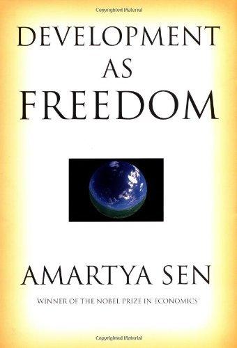 Development as Freedom by Amartya Sen (1999-09-21)