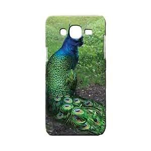 G-STAR Designer 3D Printed Back case cover for Samsung Galaxy E5 - G6835