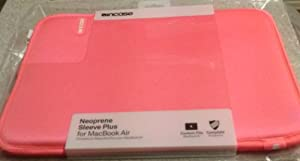 Incase CL57642 Neoprene Sleeve Plus for 13-Inch MacBook Air - Electric Orange