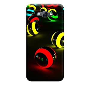 iCover Premium Printed Mobile Back Case Cover With Full protection For Samsung A8 (Designer Case)