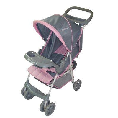 AmorosO Convenient Baby Stroller, Pink