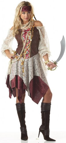 Women's South Seas Siren Costume