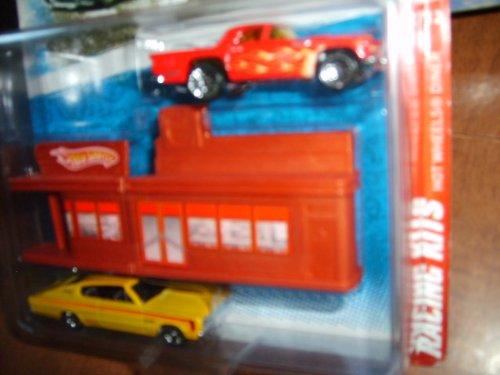Hot Wheels Racing Kits, Hot Wheels Diner #2/12